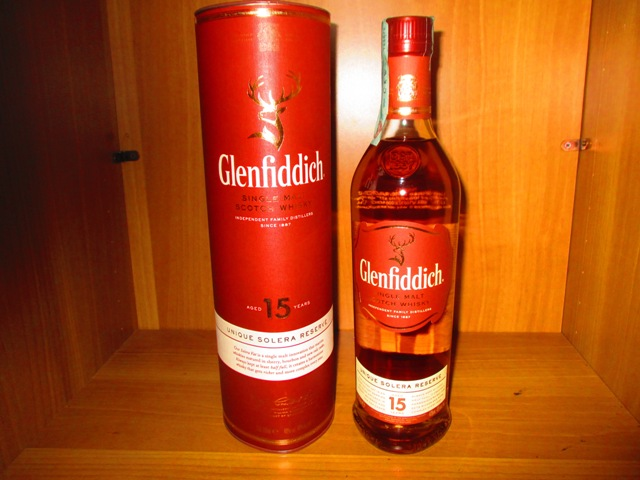 Glenfiddich 15 Years